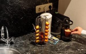 't Veerhuys comfort kamer koffie